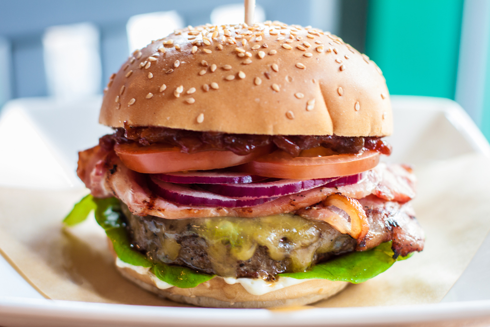 handmade burger Co - Leicester - Leicester