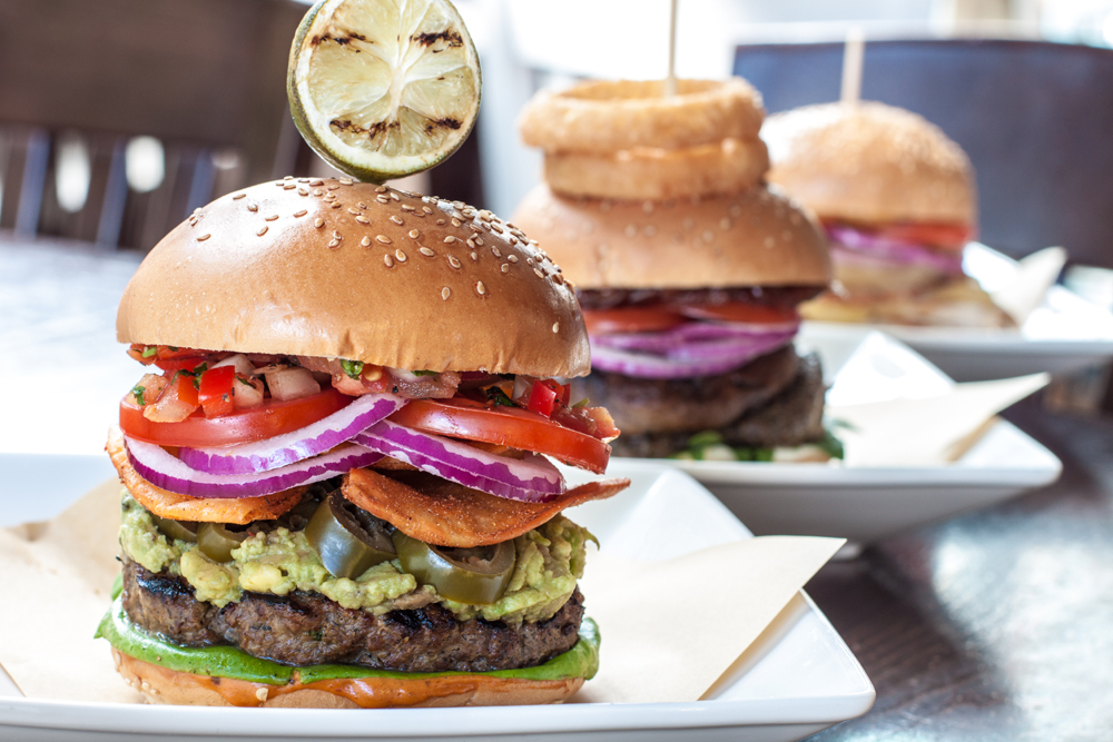 handmade burger Co - Newcastle - Newcastle