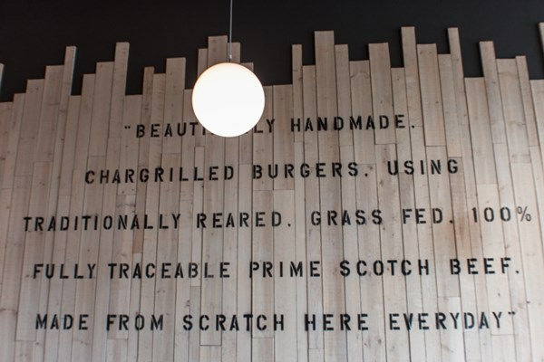 handmade burger Co - White Rose - Leeds