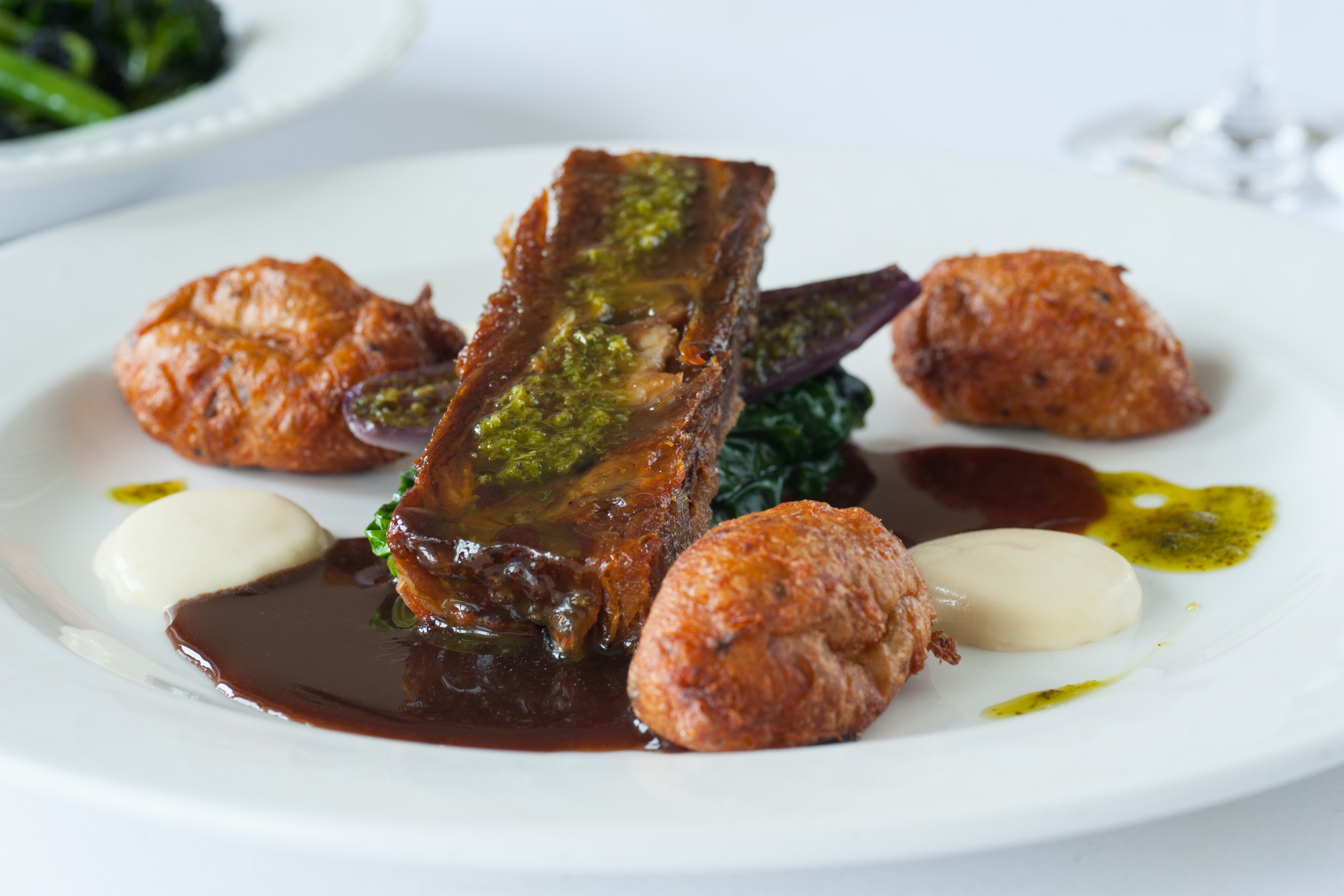 Harcourts Restaurant at Deans Place Hotel - East Sussex
