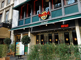 Hard Rock Cafe Paris - Paris