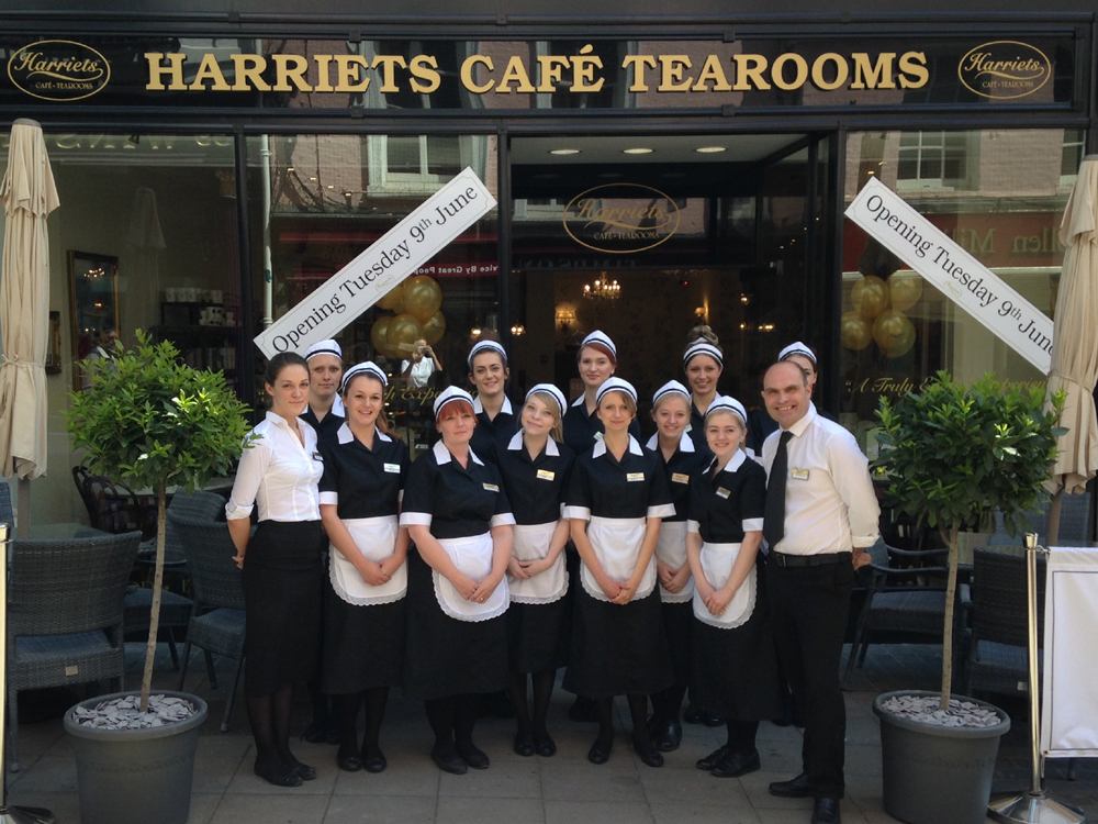Harriets Cafe Tearooms - Norwich - Norwich