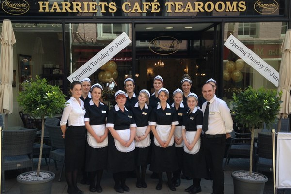 Harriets Cafe Tearooms - Norwich