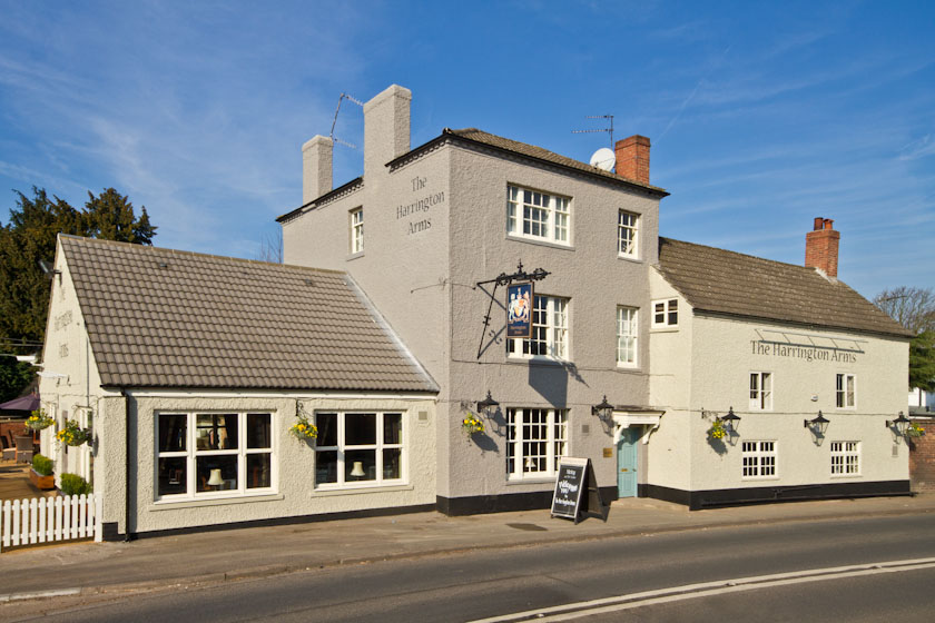 Harrington Arms - Nottinghamshire