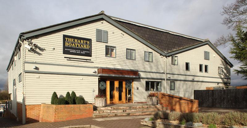 Reserve a table at Harts Boatyard