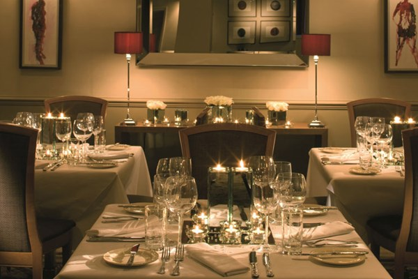 Hartsfield Manor - The Terrace Restaurant - Surrey