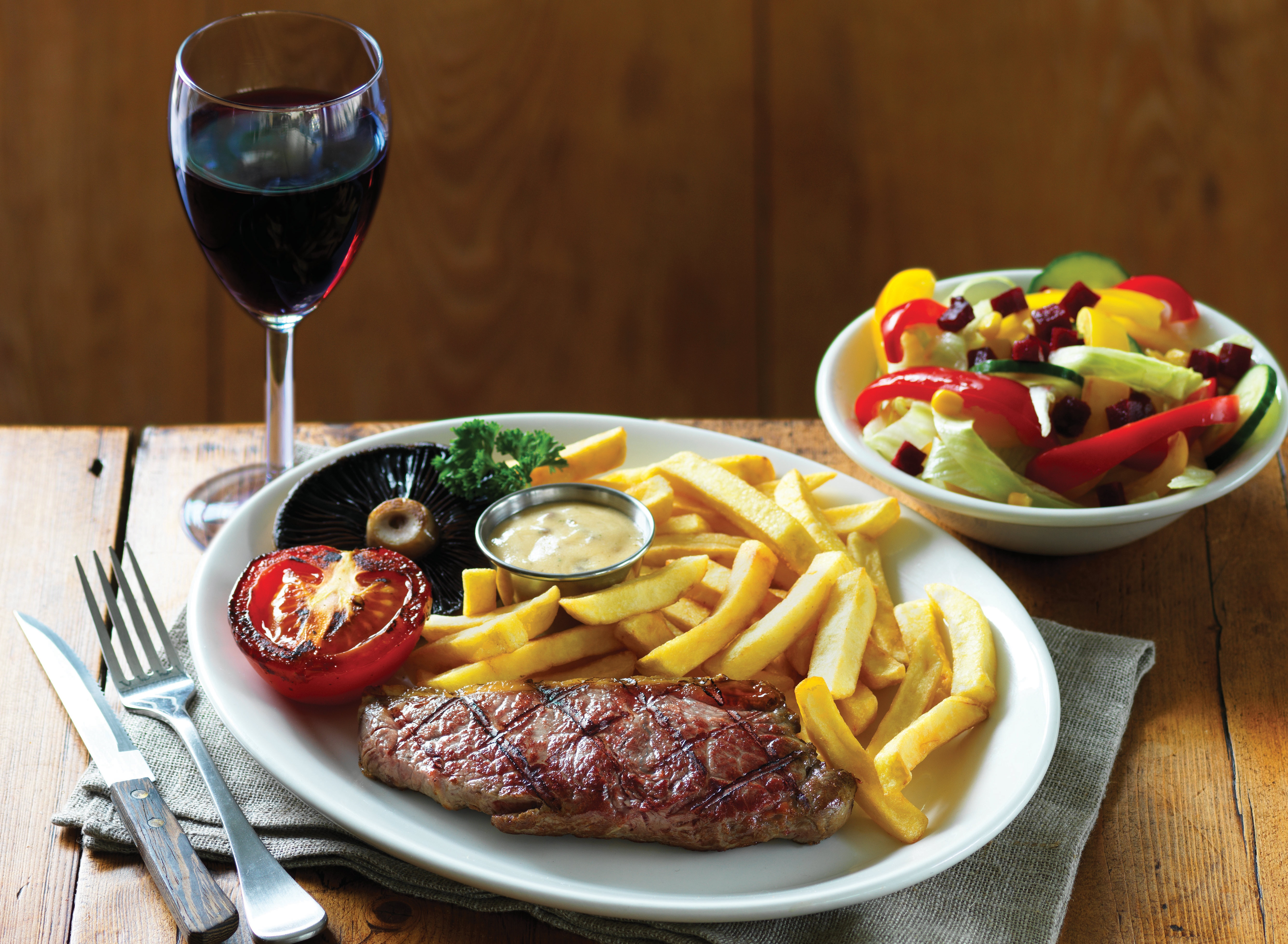 Harvester - Cardiff Bay - Cardiff