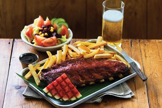 Harvester - George - Surrey - Yttre London