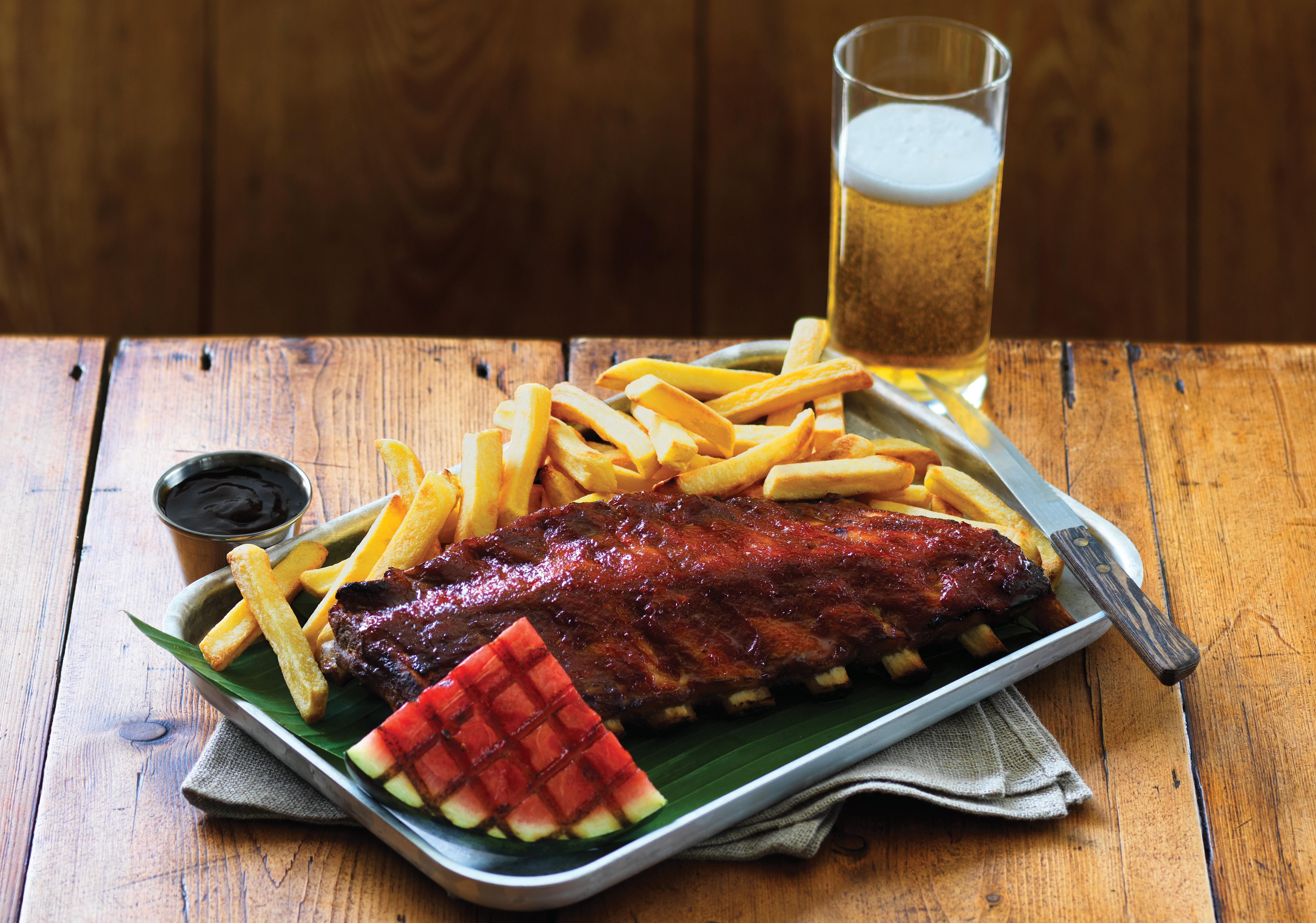 Harvester - Horse & Groom Sidcup - Yttre London