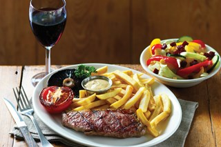 Harvester - Meadowhall - South Yorkshire
