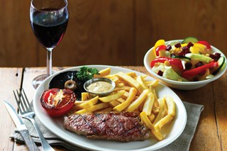 Harvester - Meridian Park - Leicestershire