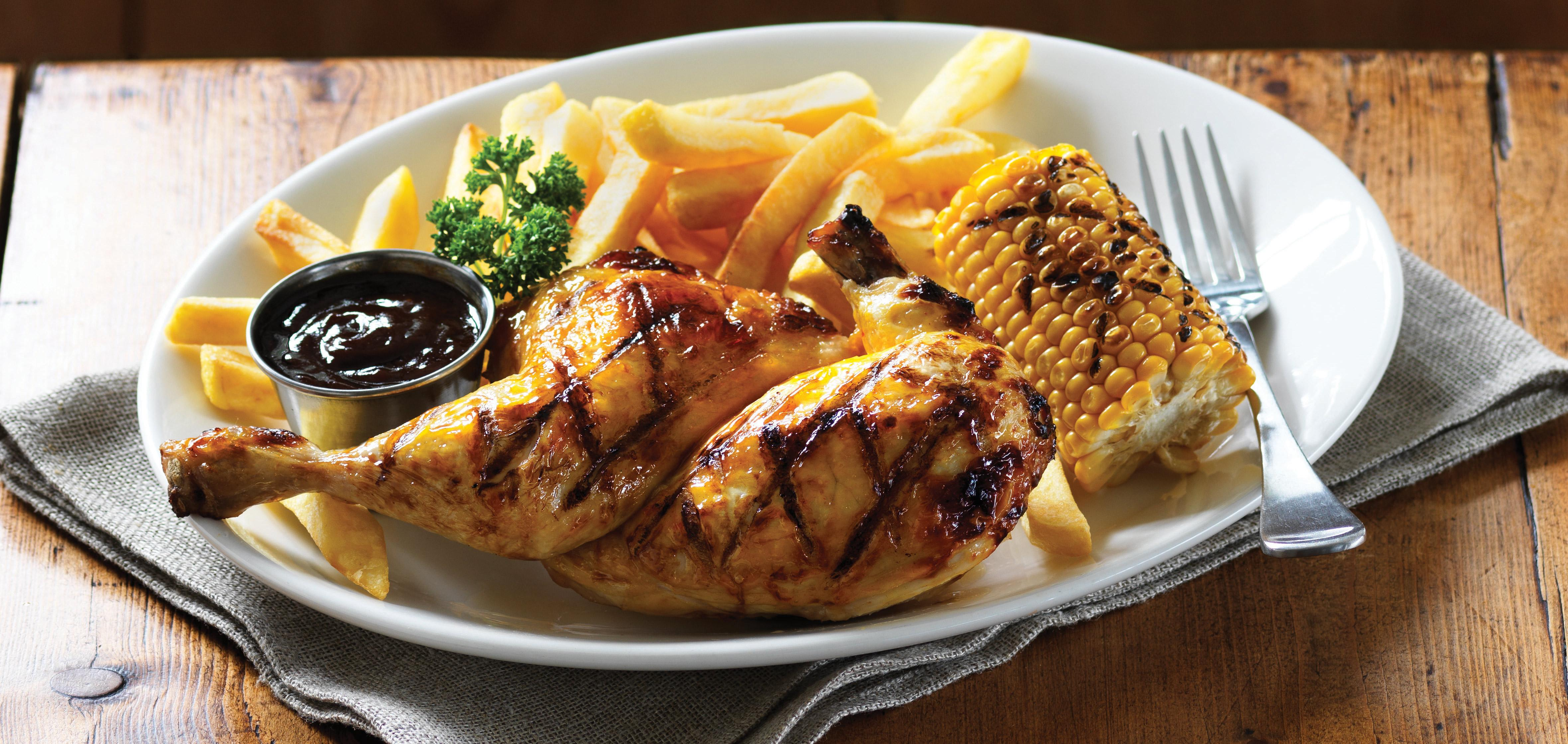 Harvester - Windhover Manor - Southampton