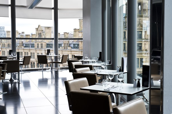 Second Floor Brasserie, Harvey Nichols Manchester - Greater Manchester