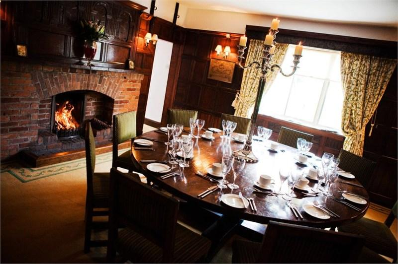 Haslington Hall Restaurant - Cheshire