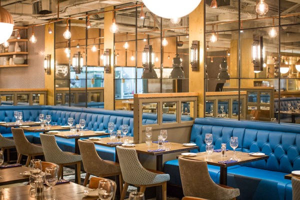 Hawkers Bar and Brasserie - Greater London