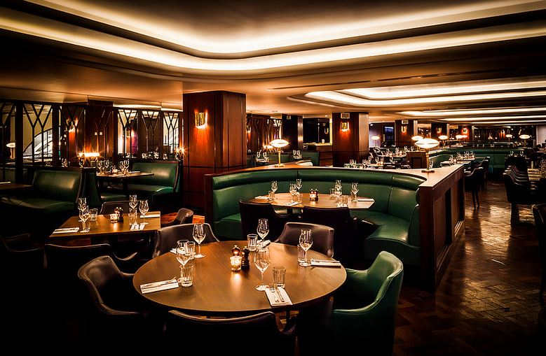 Reserve a table at Hawksmoor Air Street
