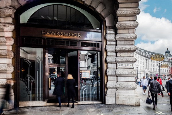 Hawksmoor Air Street - London