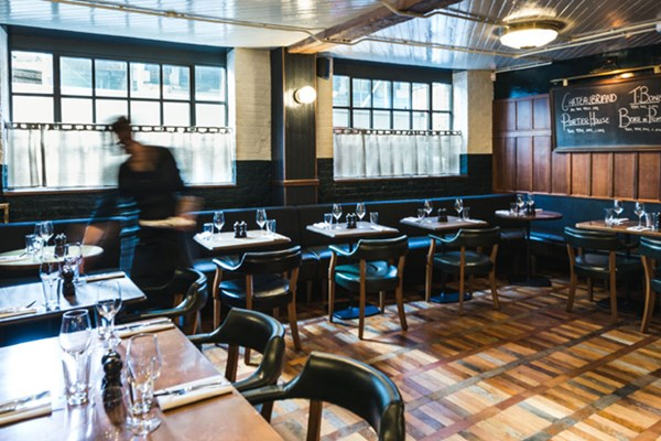 Hawksmoor Borough - London