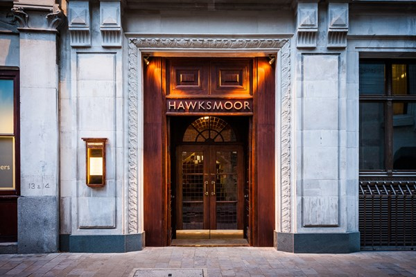 Hawksmoor Guildhall - London