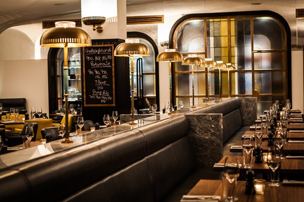 Hawksmoor Knightsbridge - London