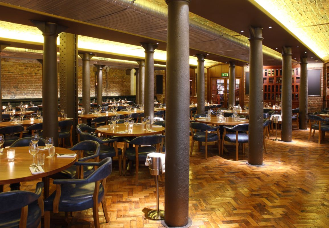 Reserve a table at Hawksmoor Seven Dials
