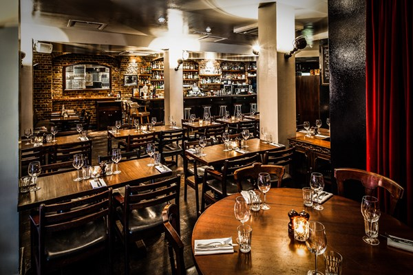 Hawksmoor Spitalfields - London