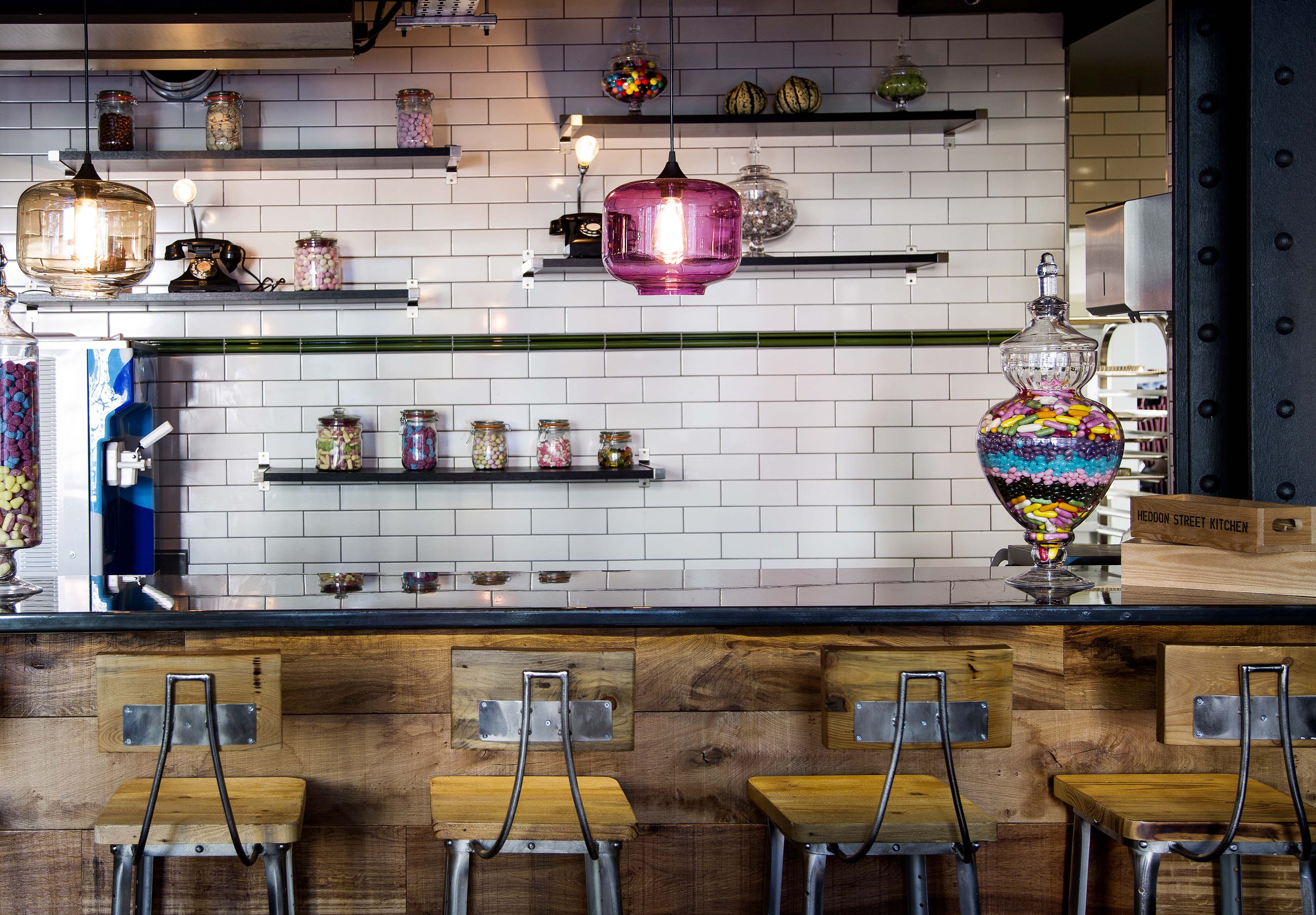 Heddon Street Kitchen - Gordon Ramsay Restaurants - London