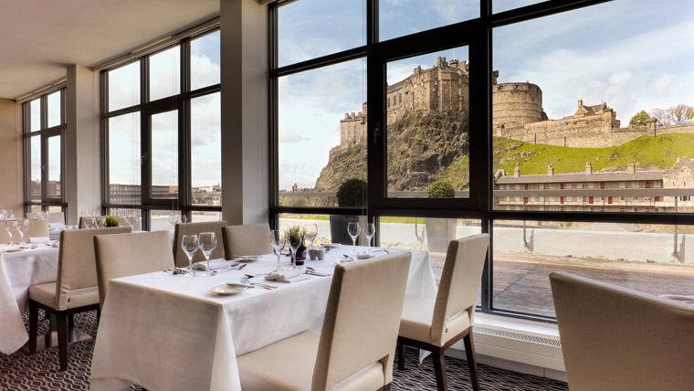 Heights Restaurant - Edinburgh