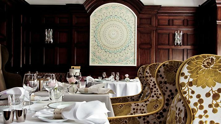 Reserve a table at Hélène Darroze at The Connaught