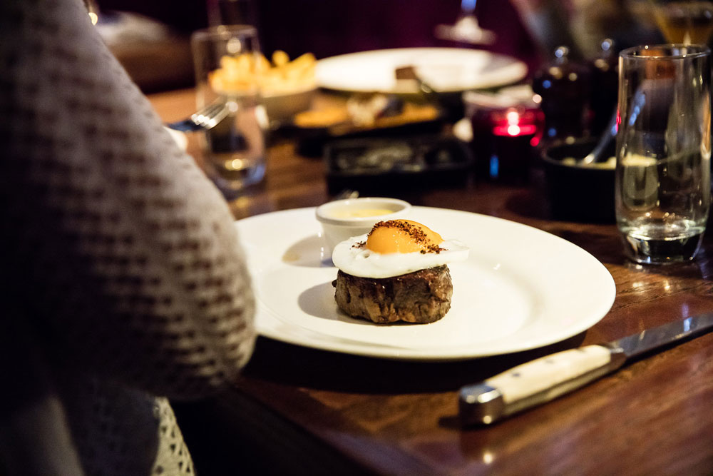 Heliot Steak House - London