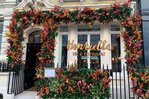 Henrietta Bistro - London