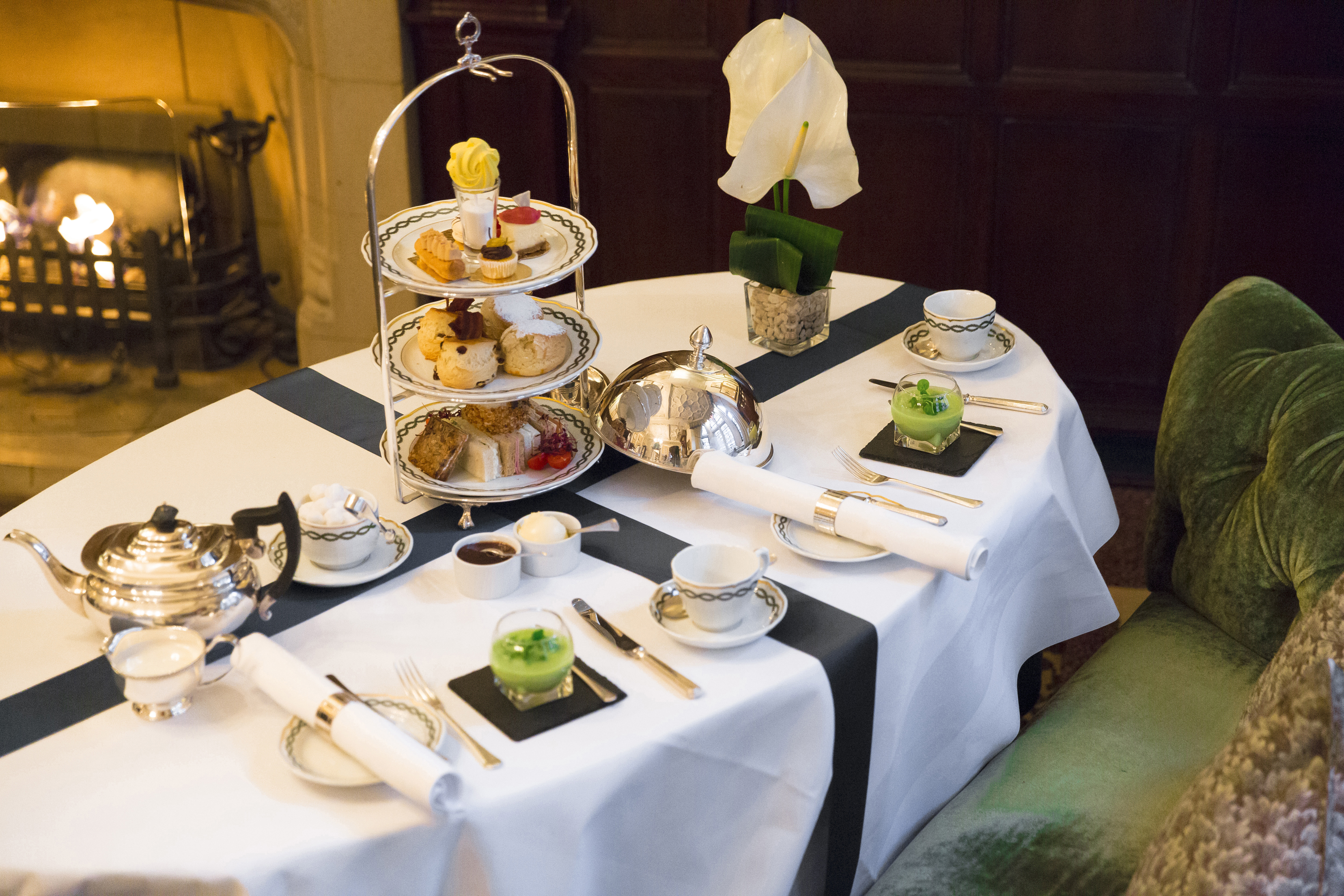 High Tea at Chenestons - London