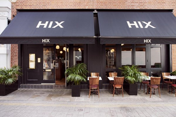HIX Oyster & Chop House - London