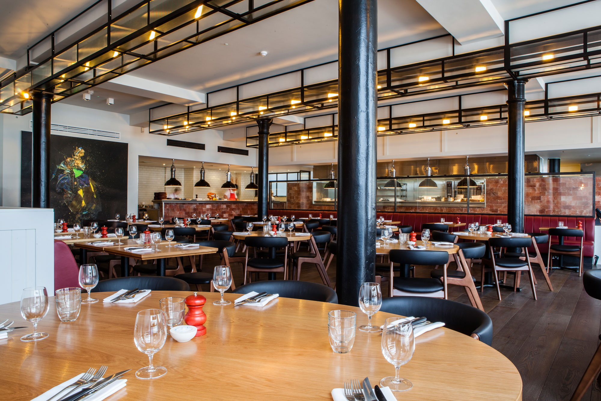 Reserve a table at Hixter Bankside