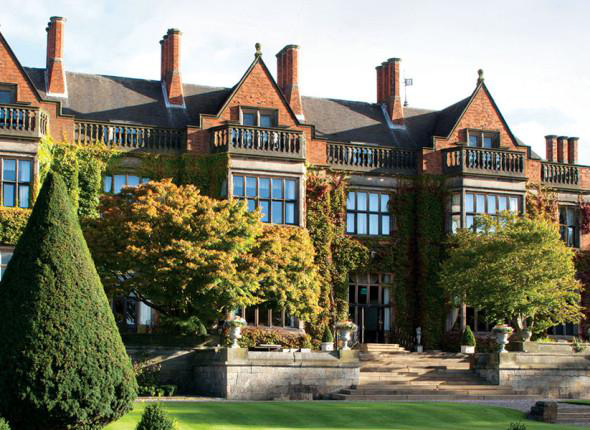 Hoar Cross Hall - Staffordshire