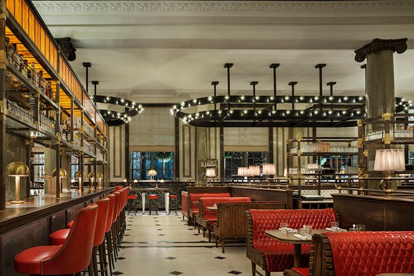 Holborn Dining Room at Rosewood London - London