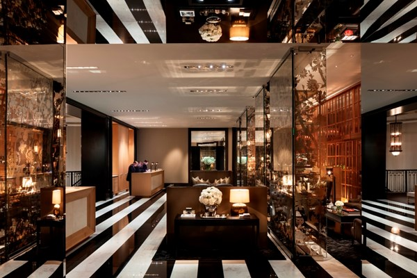 Holborn Dining Room At Rosewood London