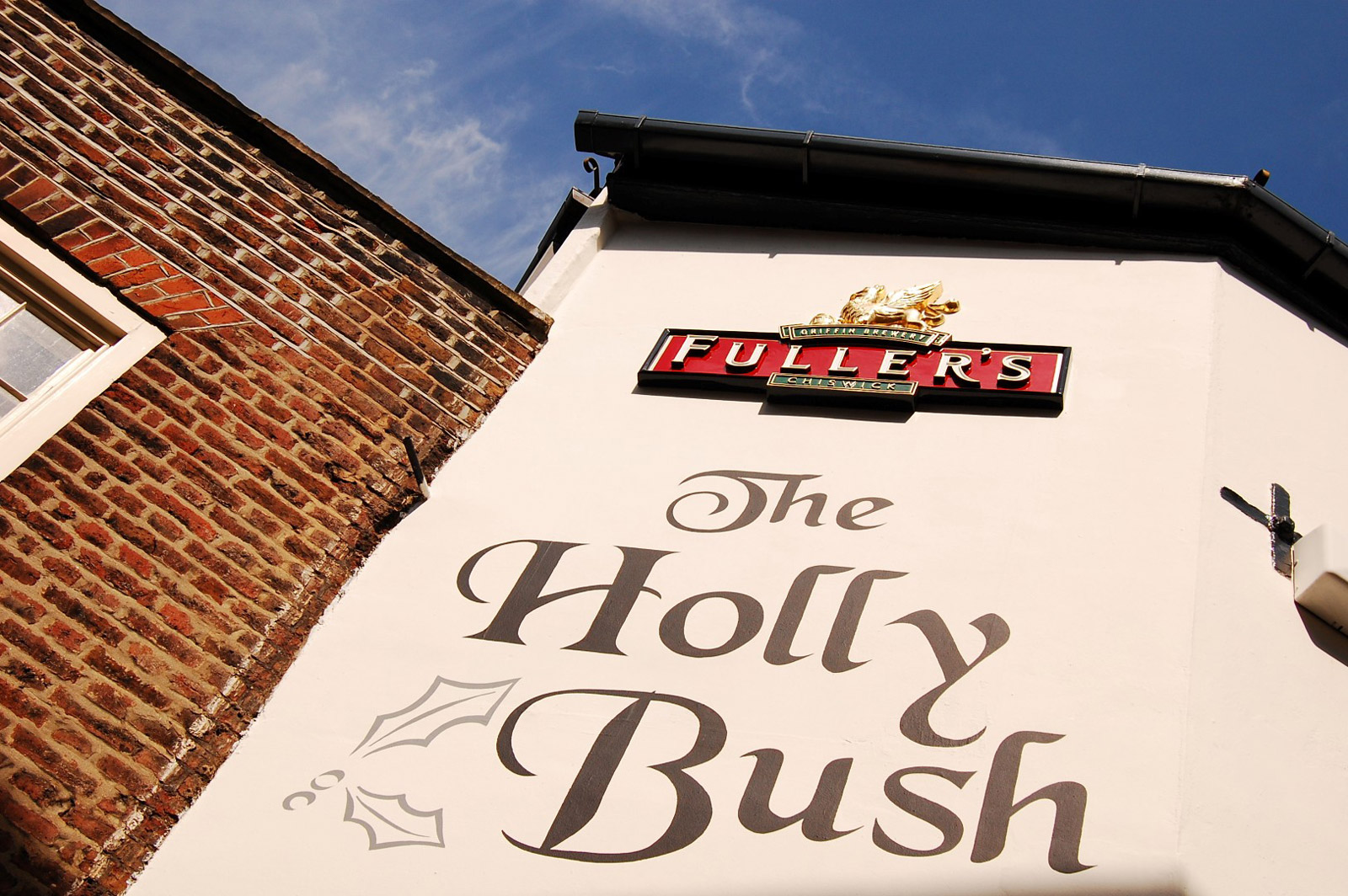 Holly Bush - Hampstead - London