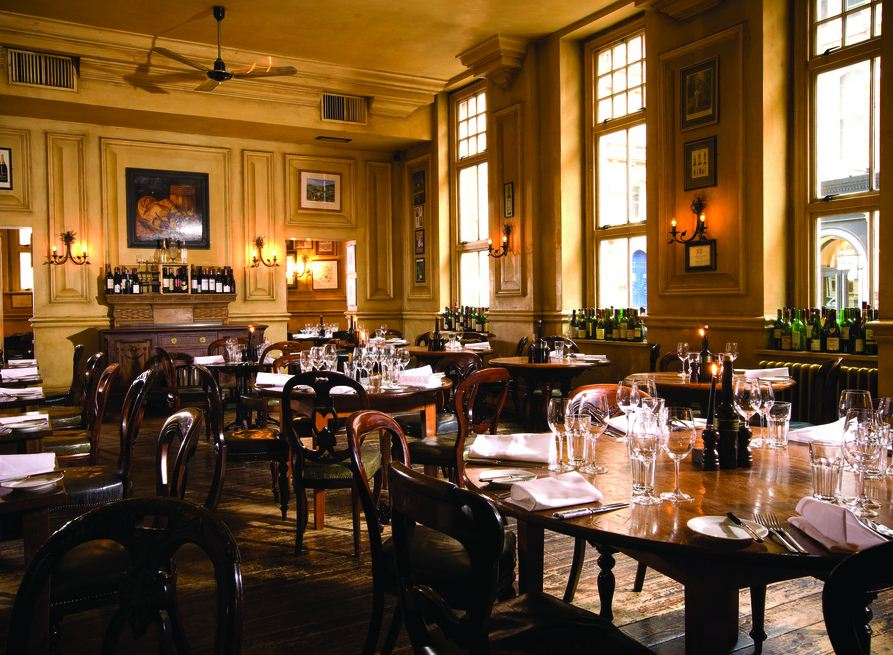 Reserve a table at Hotel du Vin - Birmingham Church St