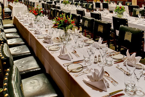 House of commons the members 39 dining room westminster for Dining room c house of commons