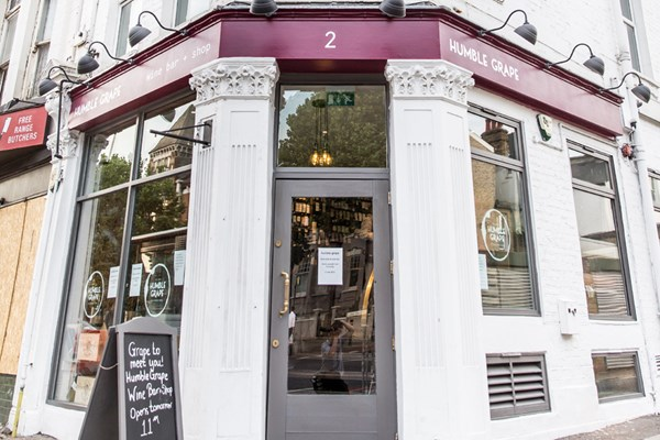 Humble Grape - Battersea - London