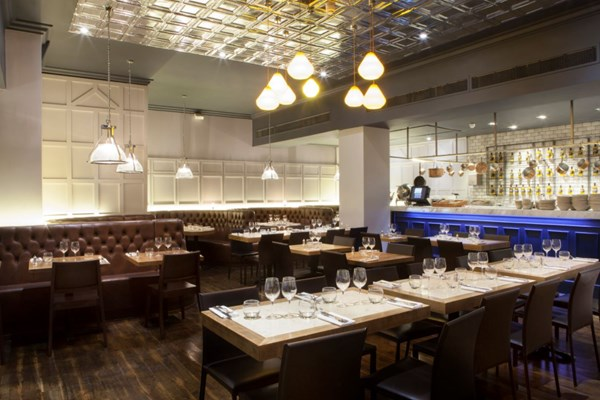 Hush Brasserie - Holborn - London