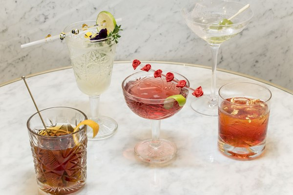 Hyde Bar at the Royal Lancaster London - London