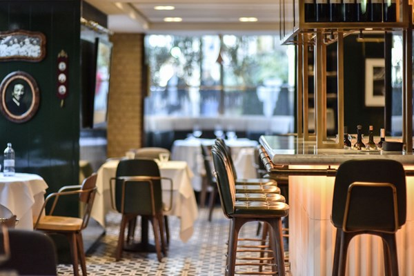 Il Pampero Bar and Restaurant - London