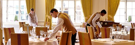 Historical London Restaurants