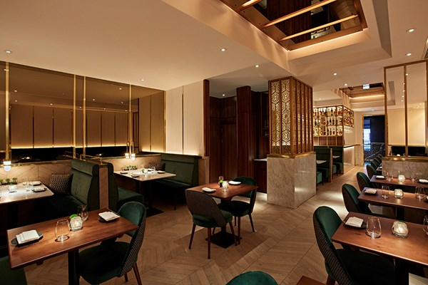 Indian Accent - London