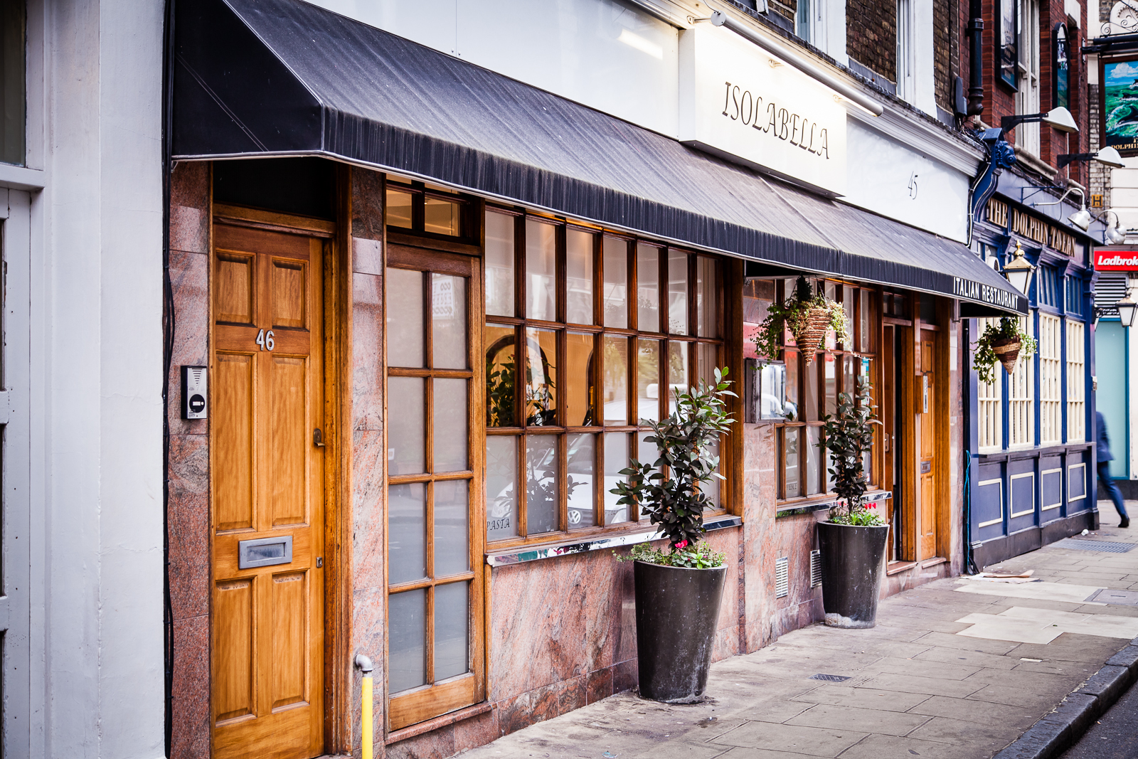 IsolaBella Restaurant - London
