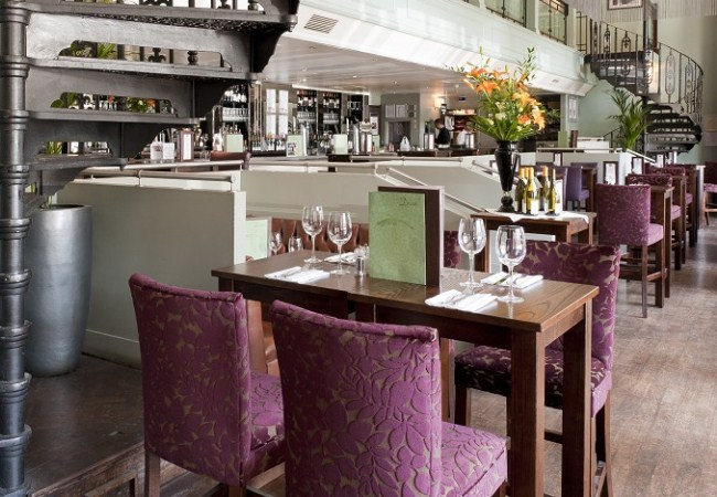 Reserve a table at Jamies - Bishopsgate