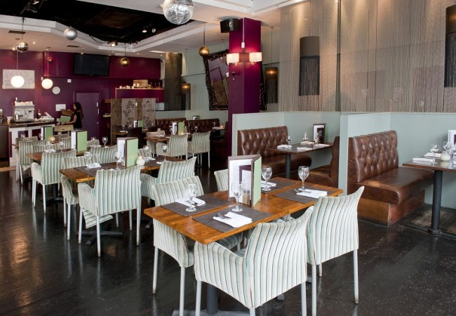 Reserve a table at Jamies - Fleet Place
