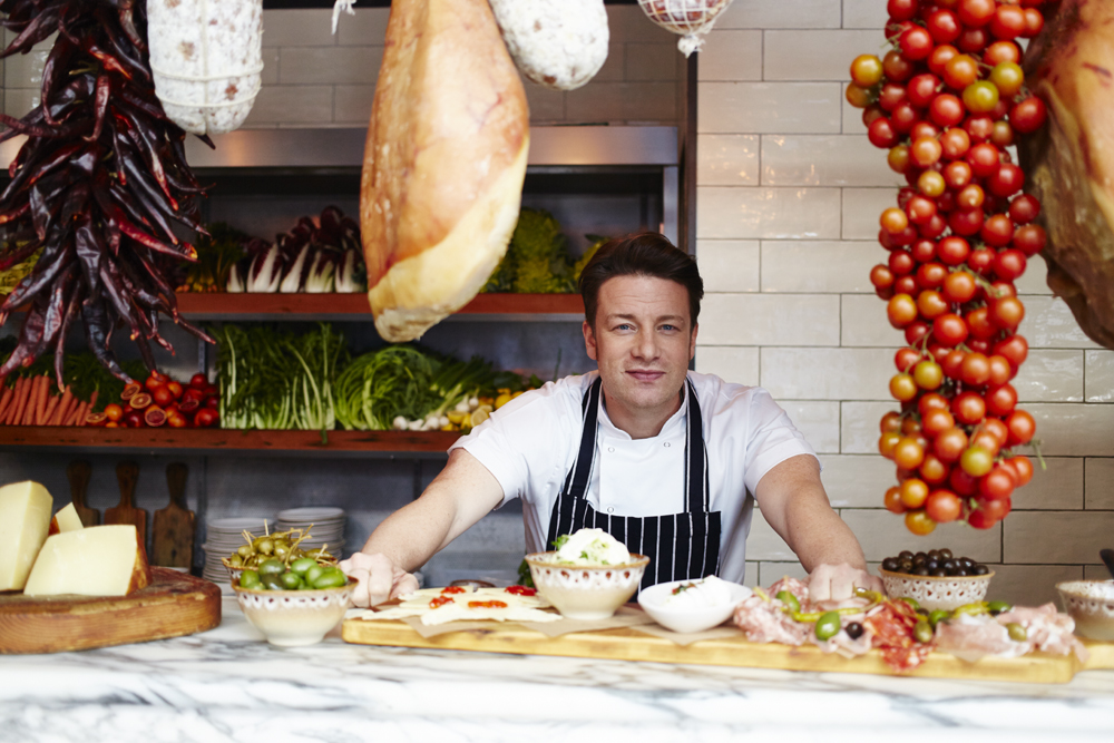 Jamie's Italian - Westfield - Stratford City - London